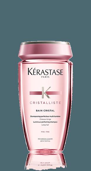 kerastase cristaliste long hair bain