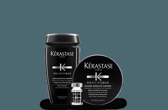 kerastase densifique homme men thinning hair