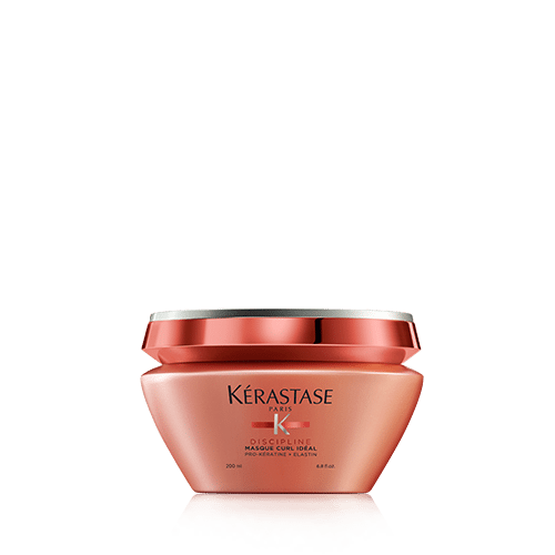 kerastase discipline curl ideal unruly curly hair masque