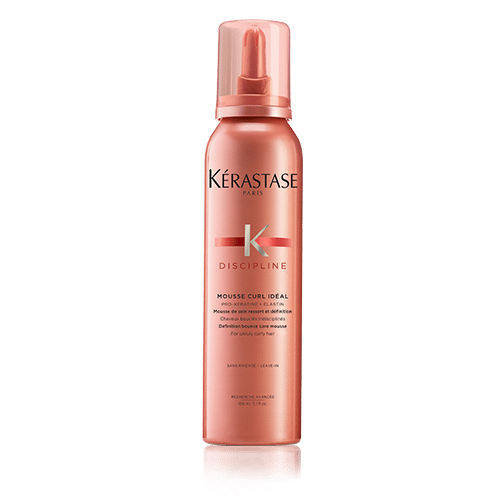 kerastase discipline curl ideal unruly curly hair mousse 500x500