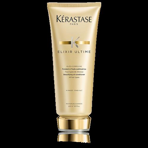 kerastase elixir ultime dull hair shine fondant