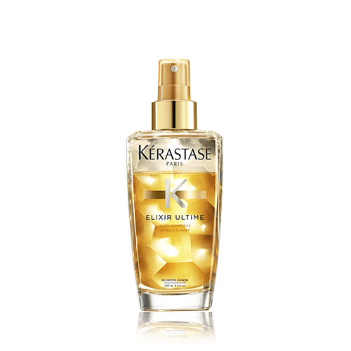 kerastase elixir ultime dull hair shine huile ch fins