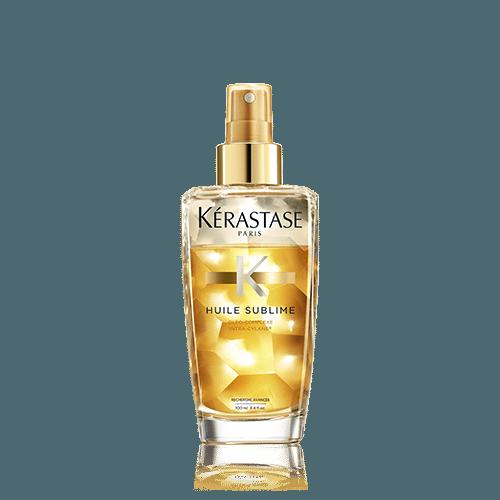 kerastase elixir ultime dull hair shine huile ch fins japon
