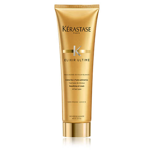 kerastase elixir ultime dull hair shine huile sacree