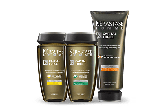 kerastase homme men hair
