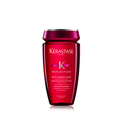 kerastase reflection color treated hair chroma riche bain