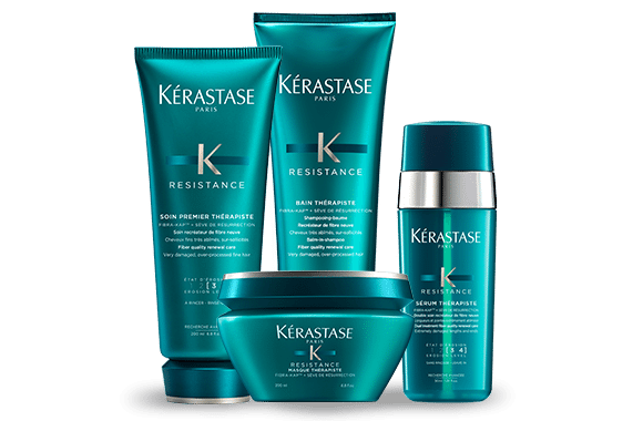 kerastase resistance therapiste weak very damaged hair