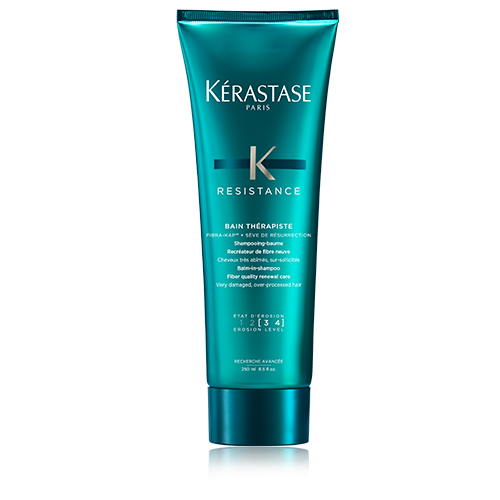 kerastase resistance therapiste weak very damaged hair bain