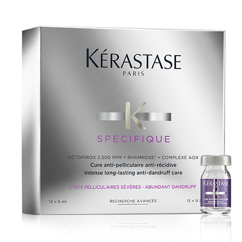 new packshots specifique cure antipel pack
